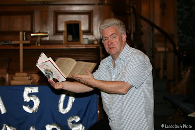 National Poetry Day Ian Mcmillan