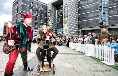 Royal Armouries Leeds Jester