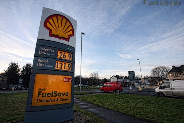 Leeds Petrol Prices
