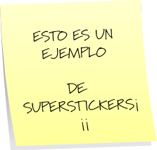 superstickies post it