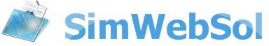 SimWebsol Logo Generator