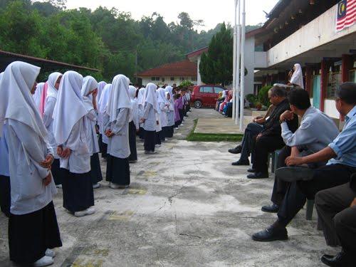 nin 30 Ogos - Sambutan Hari Kemerdekaan Peringkat Sekolah