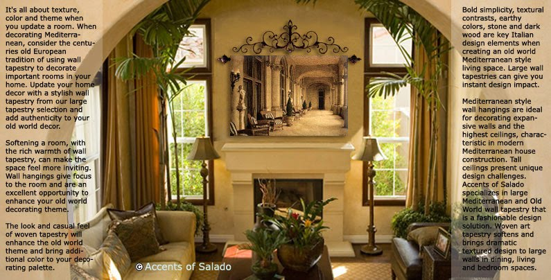 of Salado in Salado, Texas: Decorating Important Rooms in Your Home