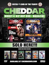 CHEDDAR DVD