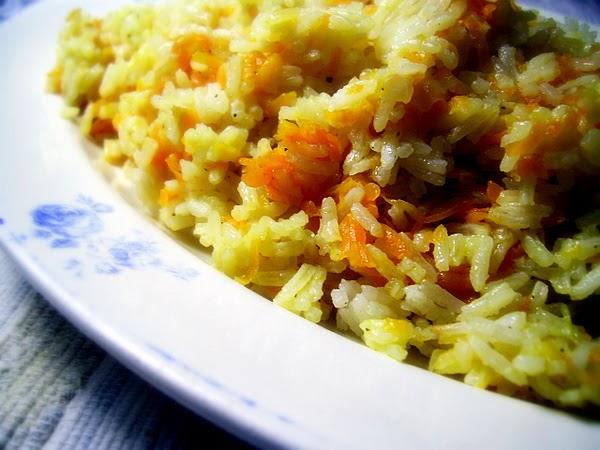 Tasca da elvira riz aux carottes - Quelle quantite de riz par personne ...