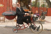 La bicicleta de mortadelo