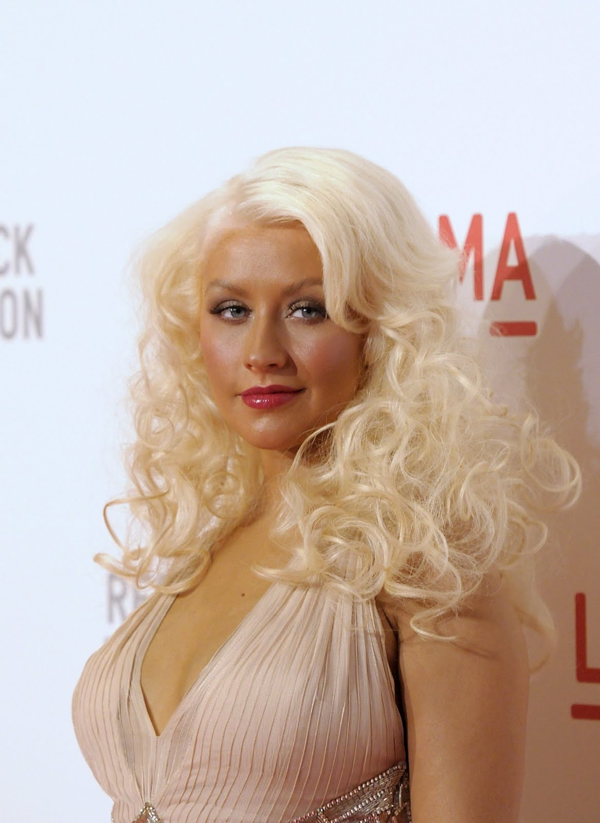 Download this Christina Aguilera Lacma Resnick Exhibition Pavilion Grand Opening picture