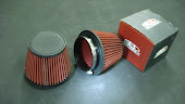 "BLOX Air Filter 4.5"" for Civic Twister"