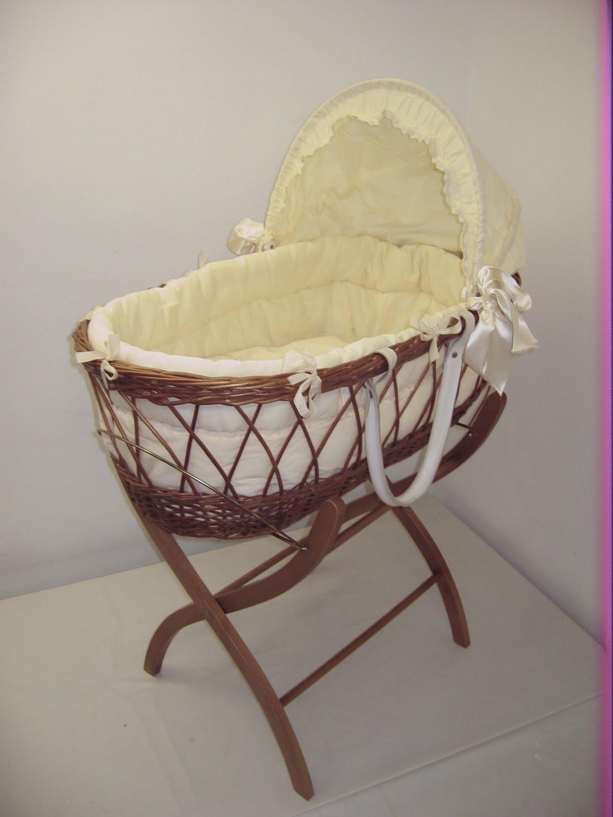 Como reciclar un moises de mimbre imagui - Reciclar cestas de mimbre ...