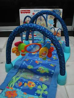 Kiddy Parlour Sold Gallery Fisher Price Ocean Wonders