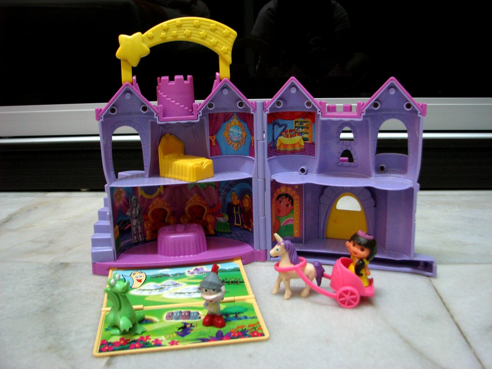 Kiddy Parlour Sold Gallery Fisher Price Dora The Explorer