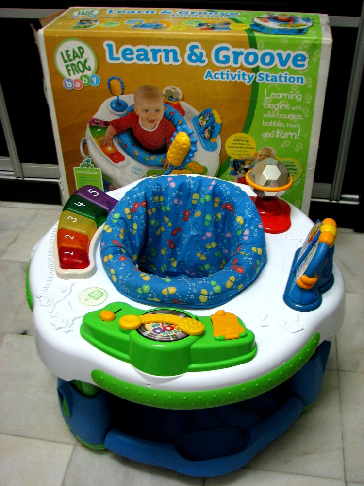 Leap Frog Learn and Groove Activity Station | eBay