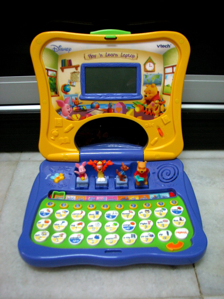 Musical and light up toy. VTech Disney Winnie the Pooh ...