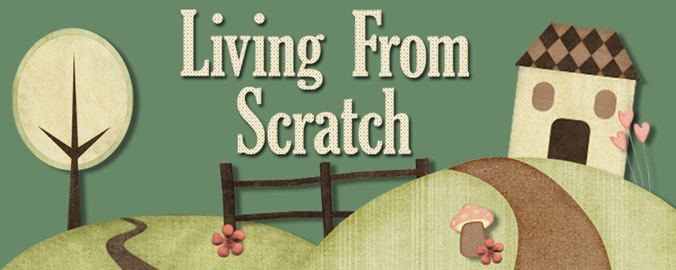 Living From Scratch