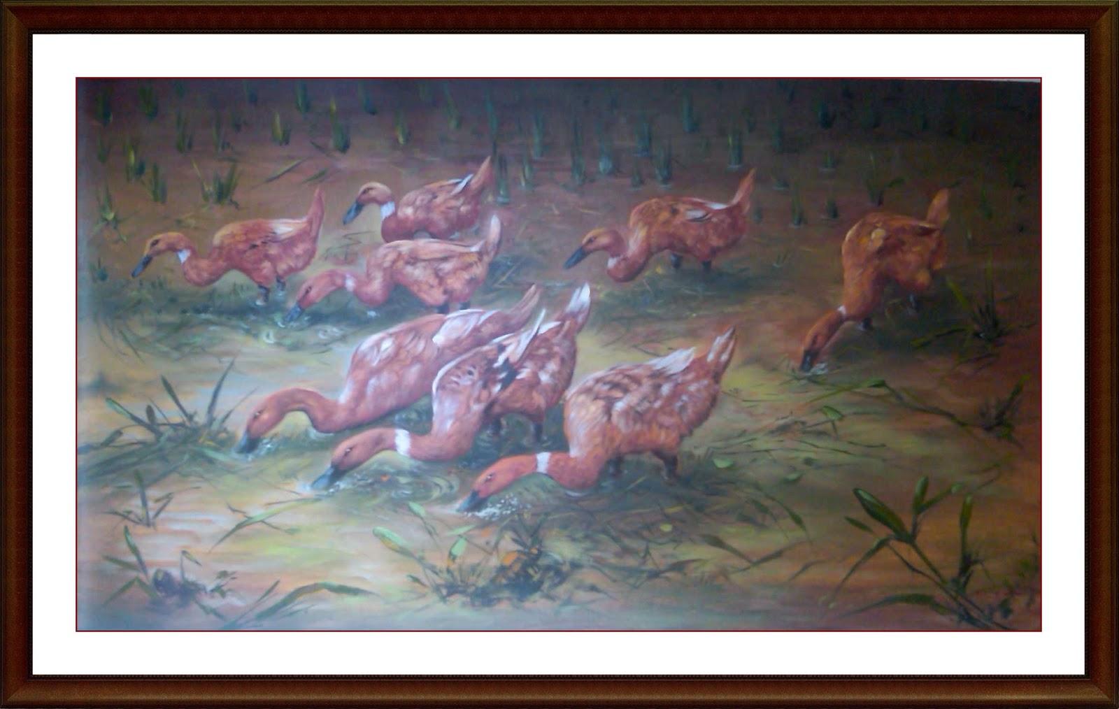 karya dede mahyudin 90x110cm include frame oil on canvas 2010 p a href ...