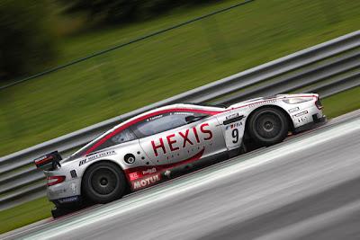 Hexis AMR SPA GT1