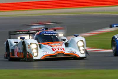 Aston Martin Racing: Strong Finish to 2010 Season