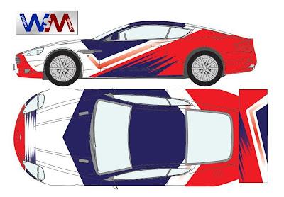 WSM Racing: New Aston Martin British GT3 Team