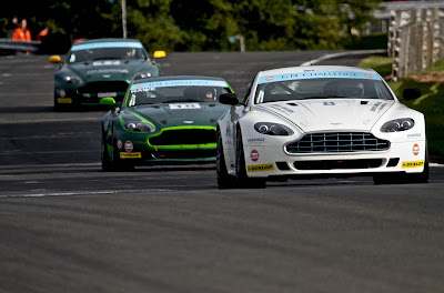 Aston Martin GT4 Challenge expands for 2011