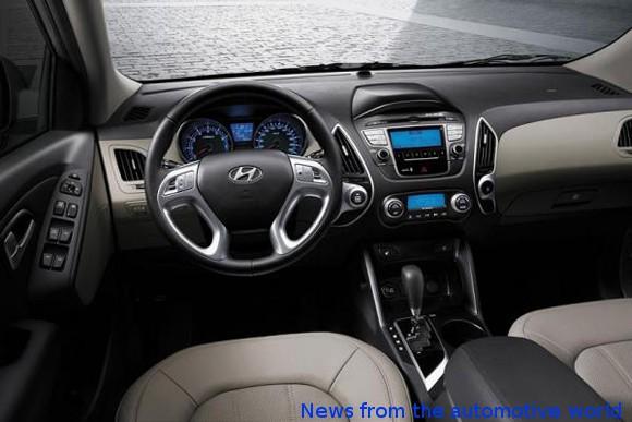 Hyundai Tucson 2006 Interior. Hyundai Tucson Interior Photos