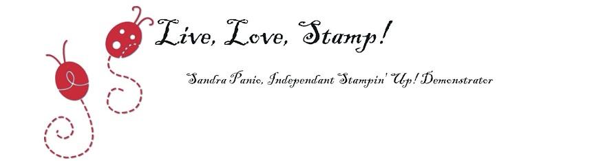 LIVE, LOVE, STAMP!