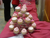 PRETTY IN PINK CUPCAKES FROM PATTICAKES