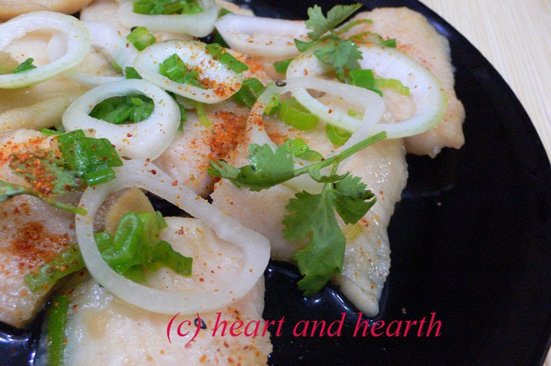 Heart and hearth fish fillet with vietnamese caramel sauce for Fish sauce caramel