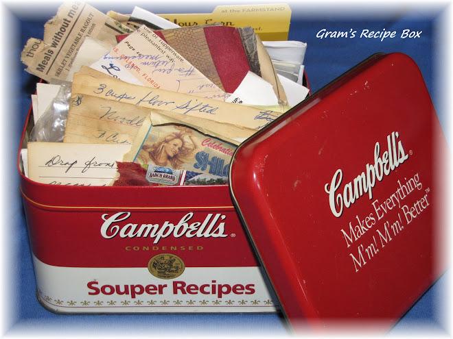 Gram's Recipe Box