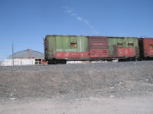 y los trenes, ¿dónde están?