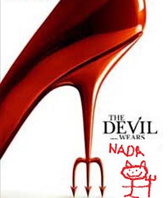 The devil wears nada softcore