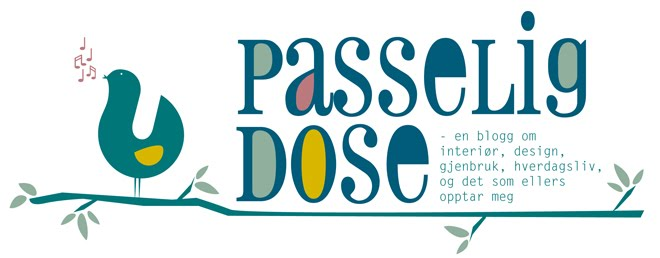 passelig dose