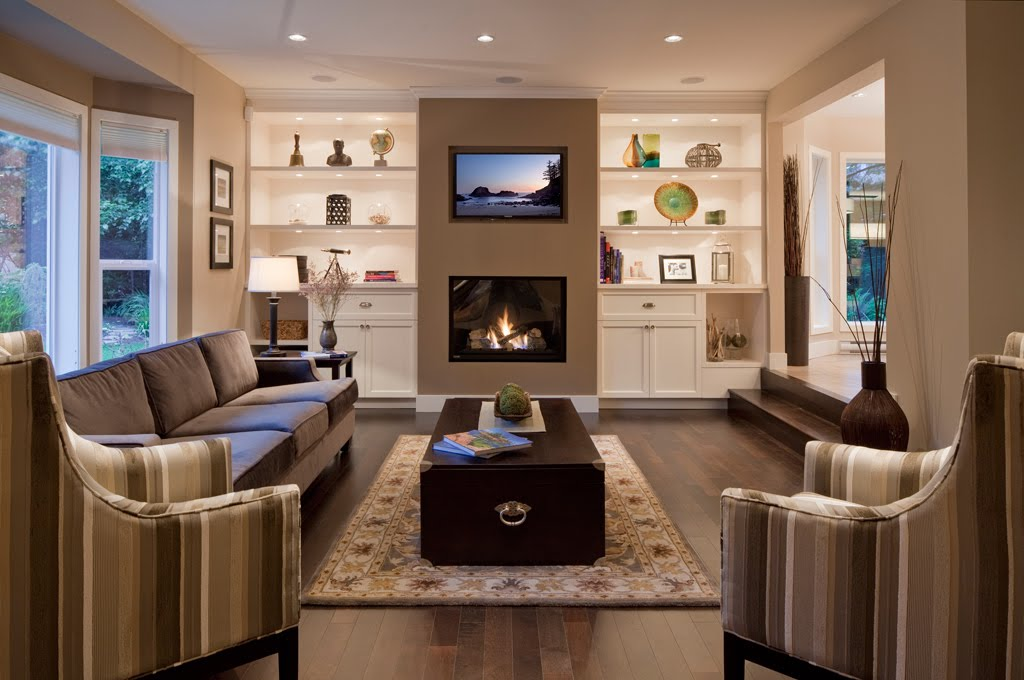 JENNY MARTIN DESIGN Living Room Before And After
