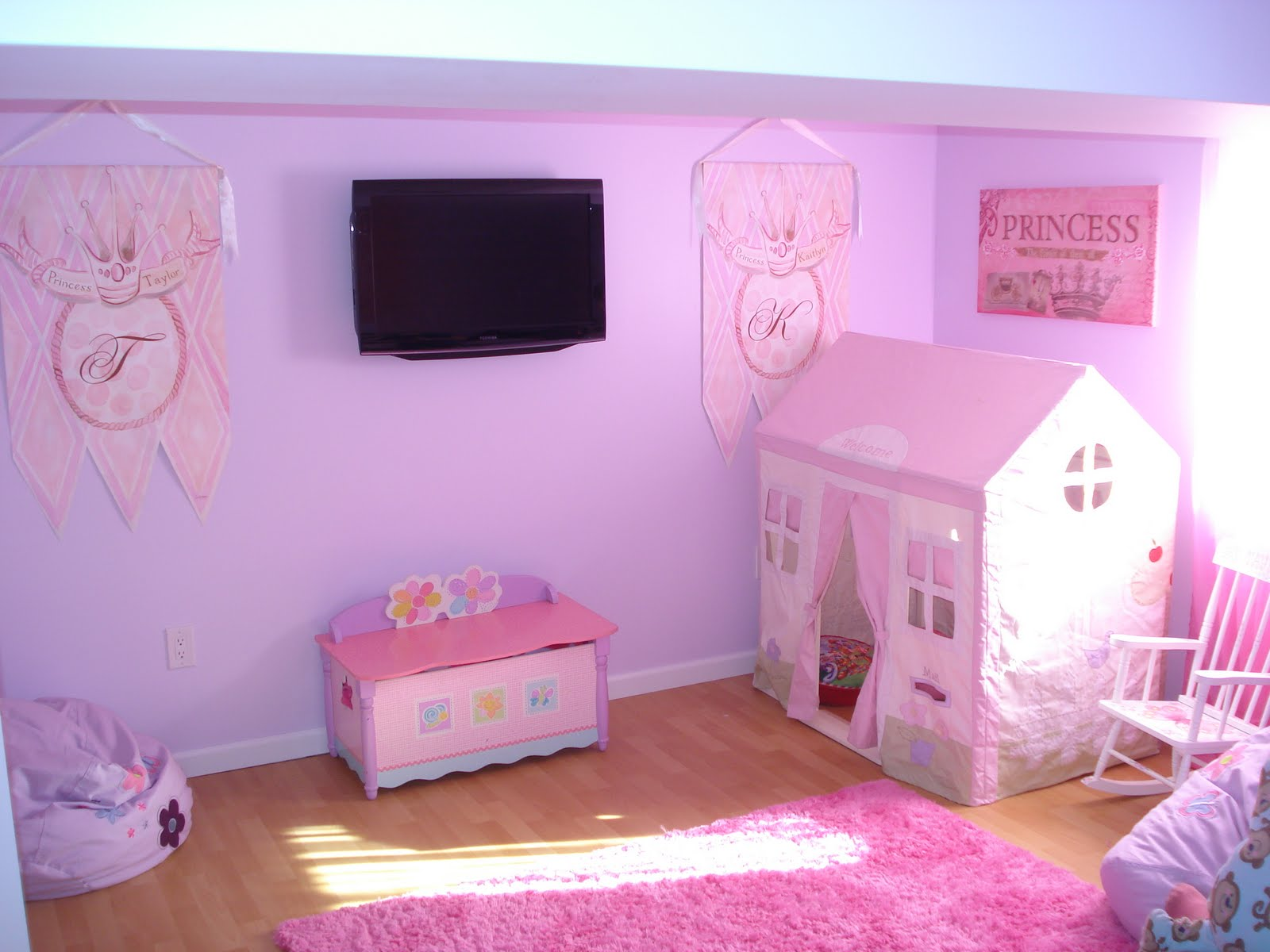 wall sticker outlet princess playroom
