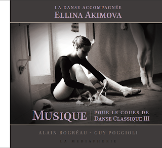 Ellina Akimova - Music for Ballet Class 3