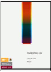 Plan de estudios Primaria 2009