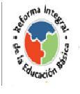 Sitio de la Reforma Integral de Educación Básica