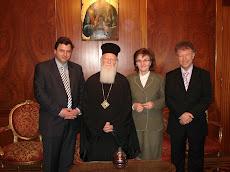 Επίσκεψη στο Πατριαρχείο στην Κωνσταντινούπολη