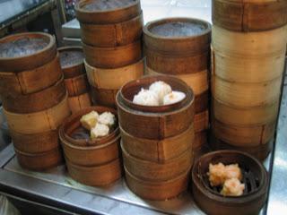 Comida china en Tailandia