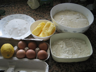 Preparando una Bica: ingredientes