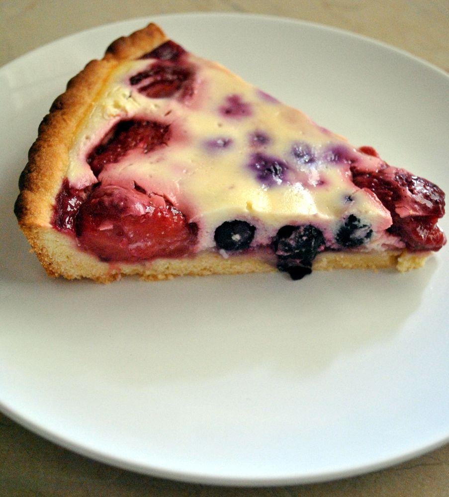 Scandi Home: Mamma's Berry Tart