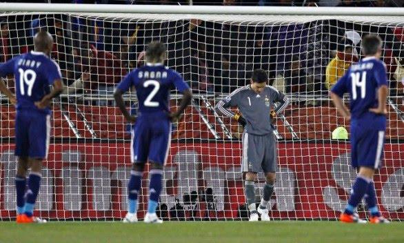 Lessico Camera Da Letto Francese : Ancora guai per la nazionale di calcio francese sponsor in