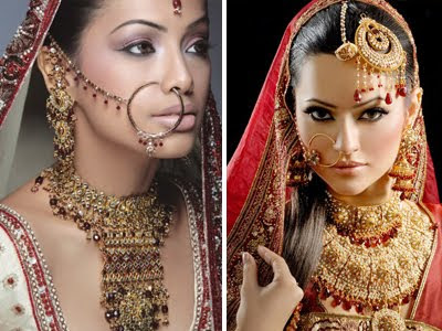 south indian bridal makeup. Labels: Beauty , Makeup