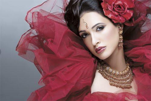 catwalk makeup. Bridal Makeup Portfolio: Aysha