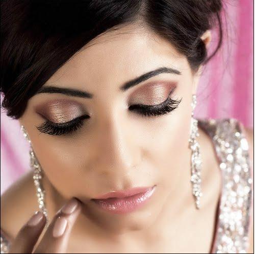 Bridal Makeup With Pictures : {Bridal Makeup Portfolio: Sahara Makeup}