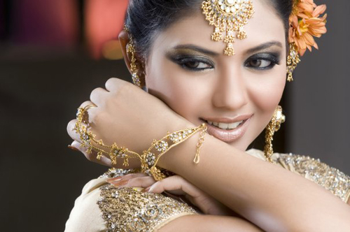Bridal makeup portfolio mona jamal for Mona j salon contact