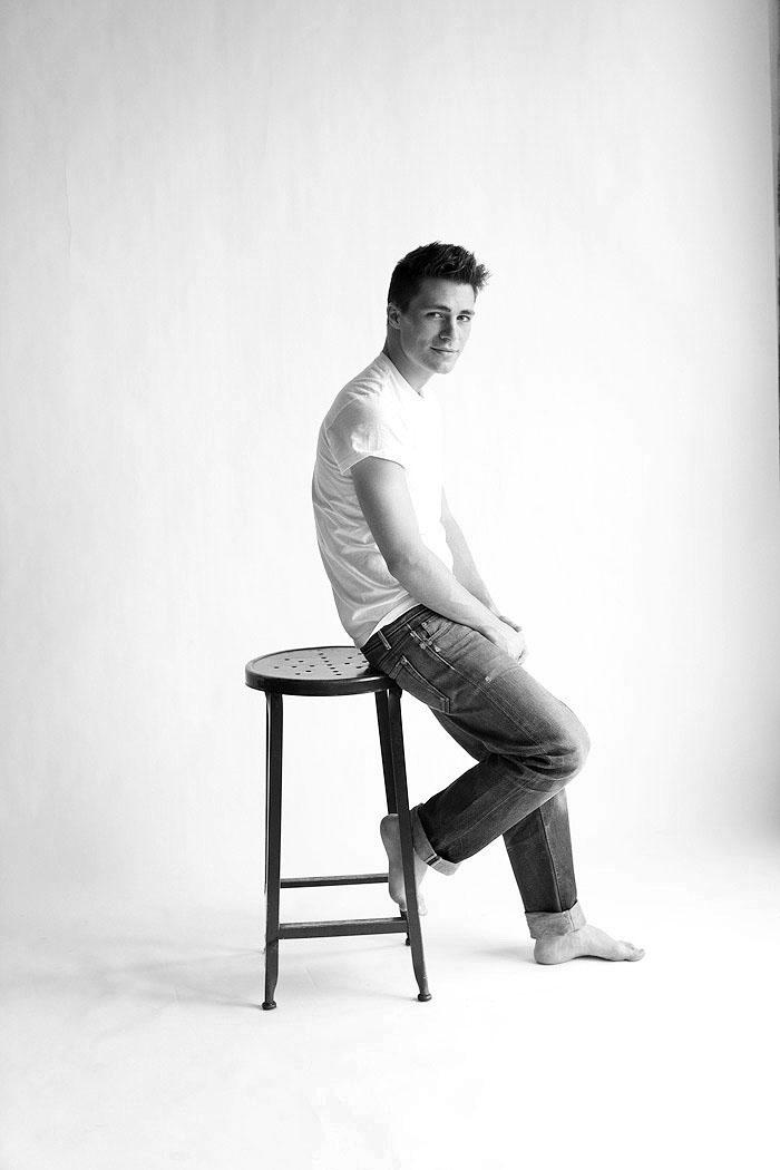 Colton Haynes - Photos