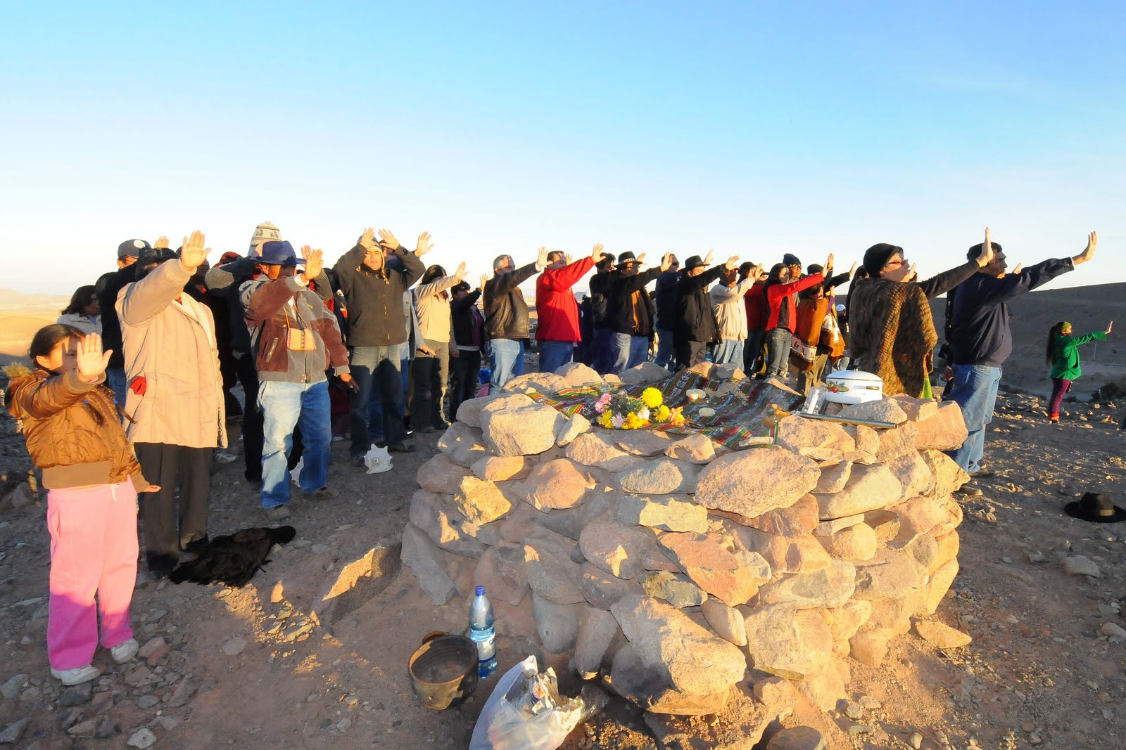 Tarapac noticias comunidad ind gena quechua de mami a for Comunidad del sol
