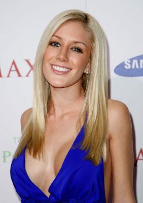 Heidi Montag's Playboy Pictures