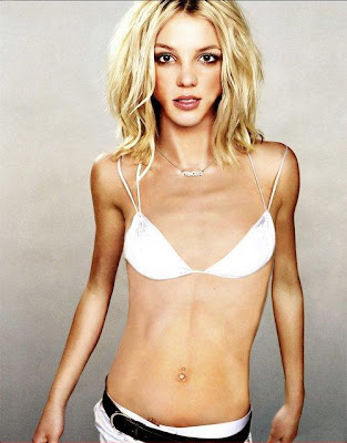 Anorexia in Celebrity Pictures