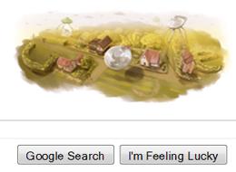 H.g. Wells Google Logo Mystery Solved
